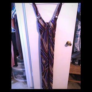 HeartSoul striped maxi dress